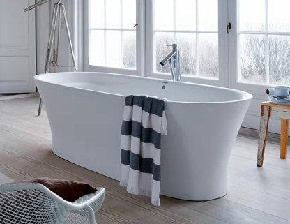 Duravit Cape Cod Freestanding Bathtub 700330
