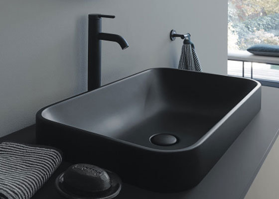 Duravit Happy d.2 Plus Countertop/Drop In Basin 235960 (60x40cm)