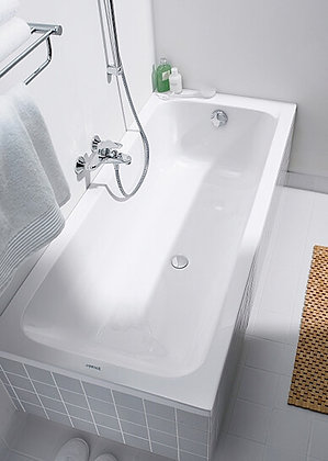 Duravit D-Code Built In Bathtub 700099
