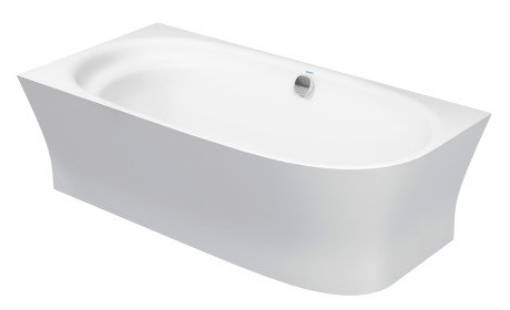 Duravit Cape Cod Corner Left Bathtub 700362