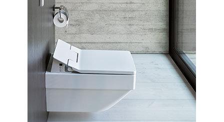 Duravit Vero Air Wall Mounted Toilet 252559