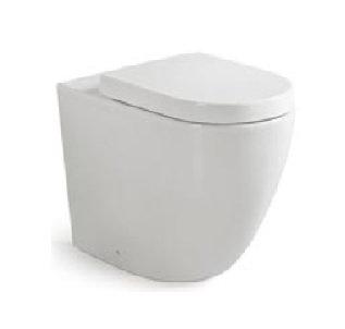 Vera Pedestal WC w/ PP Soft Close Seat Cover P.030