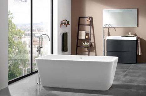Knief Mood Freestanding Bathtub 0100-085