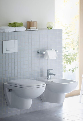 Duravit D-Code Wall Mounted Toilet 253509