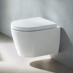 Duravit ME by Starck Wall Mounted Toilet 253009