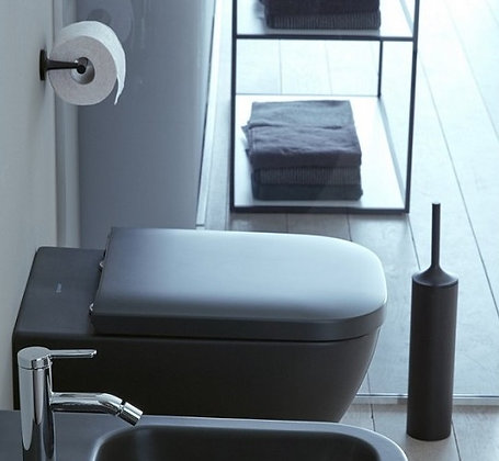 Duravit Starck T Freestanding Toilet Brush Holder 009445
