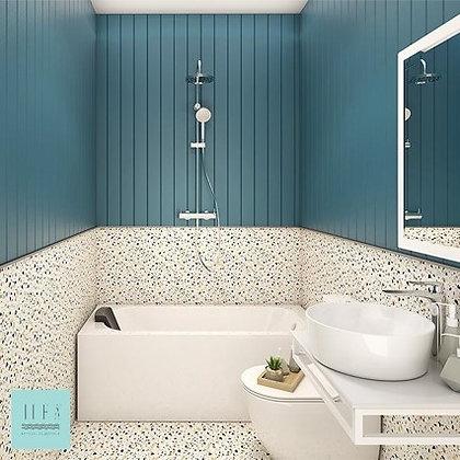Hera model 1008 Freestanding Bathtub