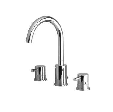 Crestial Eins+ 3-hole Basin Mixer - C20301