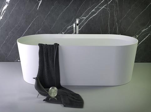 Knief Pearl Freestanding Bathtub