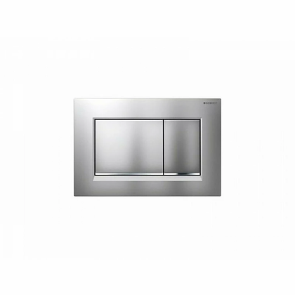 Geberit Sigma 30 Dual Flush Push Plate - Matt
