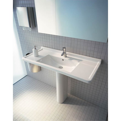 Duravit Starck 3 Wall Mounted Basin 030480 (85x48.5cm)