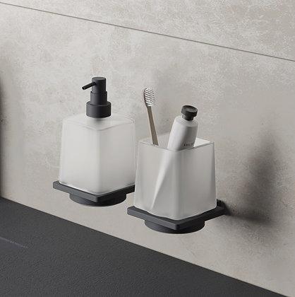 Inda New Logic Wall Mounted Soap Dispenser 5512A