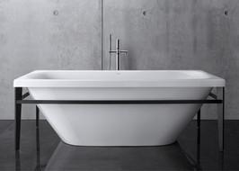 Duravit Viu Freestanding Bathtub