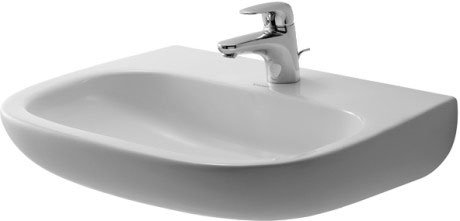 Duravit D-Code Wall Mounted Basin 231165