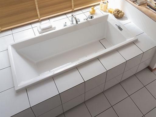 Built-in Bathtubs