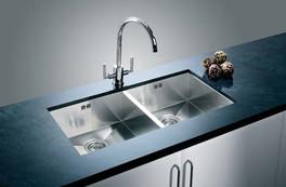 Blanco Zerox Double Bowl Sink