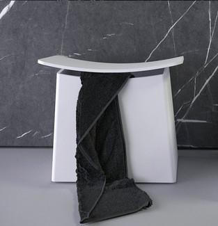 Knief K-Stone Freestanding Shower Stool