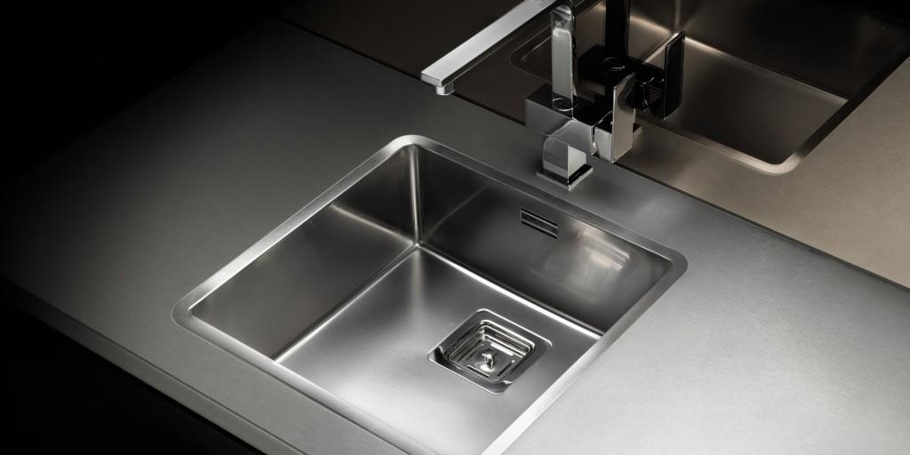 Reginox Ohio Single Bowl Sink
