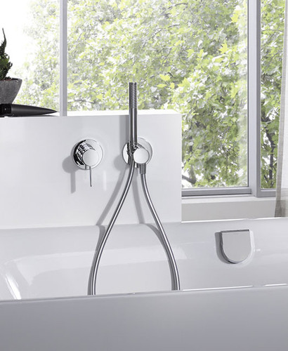 Keuco IXMO Concealed Bath Mixer Set