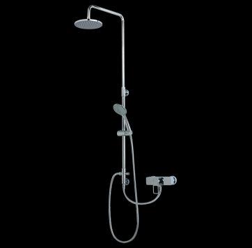 Crestial Rain Shower Set - C33551+C43045