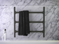 Knief K Stone Wall Mounted Vertical Towel Ladder