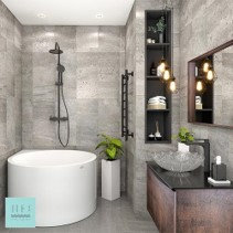 Hera model 1007 Freestanding Bathtub