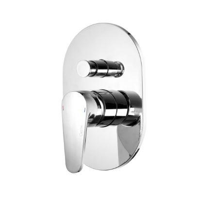 Crestial Vision T Concealed Shower Mixer w/ Diverter - C33952