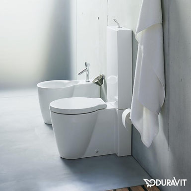 Closed Coupled Toilets