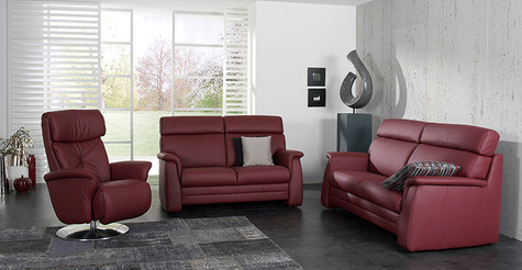 Himolla Sofa Suite model 2306 from the Sleepoly collection