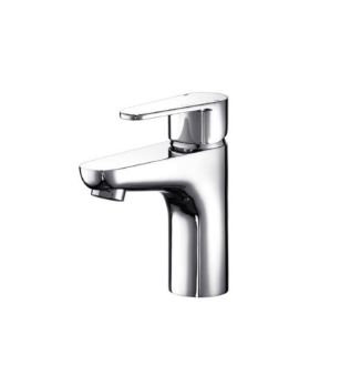 Crestial Vision T Single Lever Basin Mixer w/o Pop Up Waste - C33172