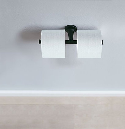 Duravit Starck T Double Paper Holder w/o Cover 009938