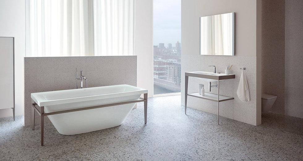 duravit-viu-champagne-matt-bathtub-conso
