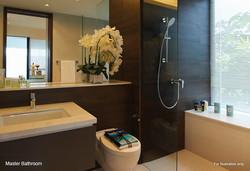 d'Nest Typical Bathroom