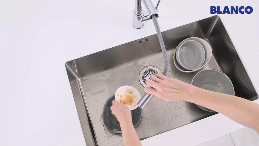 Blanco Quatrus 700U Single Bowl Sink