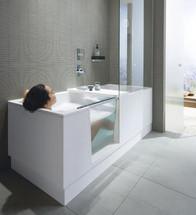 Duravit Shower+Bath Bathtub