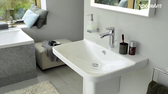 Duravit P3 Comforts Wall Mounted Basin 233160