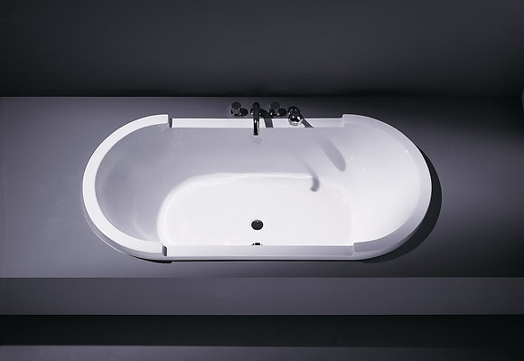 Duravit Starck Built In Bathtub 700011 (190x90cm)