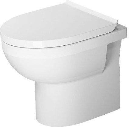 Duravit Durastyle Basic Pedestal WC 218409