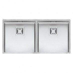 Reginox Texas Double Bowl Kitchen Sink L40x40+40x40