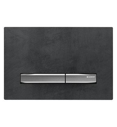 Geberit Sigma 50 Dual Flush Push Plate - Slate