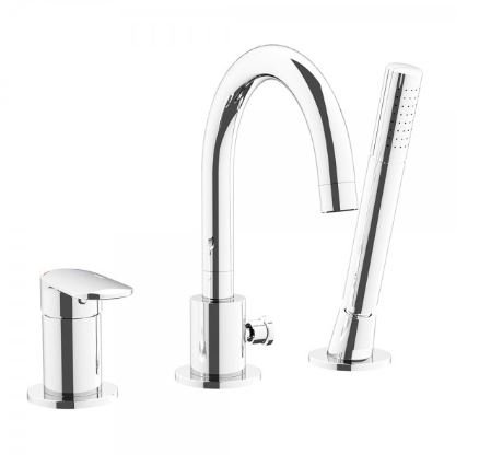 Crestial Link 3-hole Bath Mixer - C33441