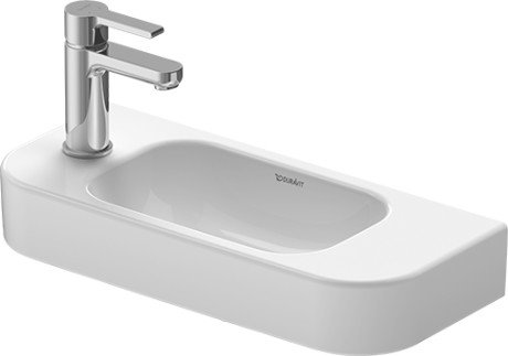 Duravit Happy d.2 Wall Mounted Basin 071150