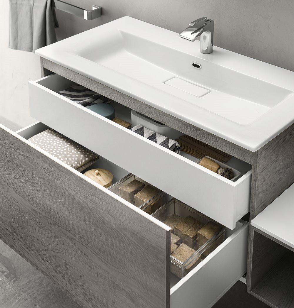 Inda Perfetto Vanity Unit And Basin Ferrara Home Styling