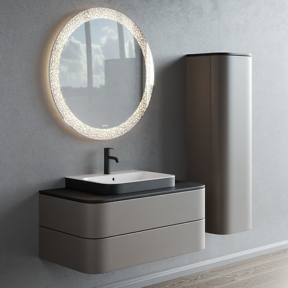 Duravit Happy d.2 Plus Countertop/Drop In Basin 236050