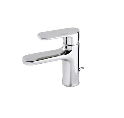 Crestial Link Single Lever Basin Mixer w/ Pop Up Waste - C33193