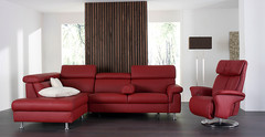 Himolla Sofa Suite model 1203 from the Planapoly 7 series
