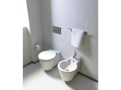 Duravit Starck 1 Wall Mtd WC