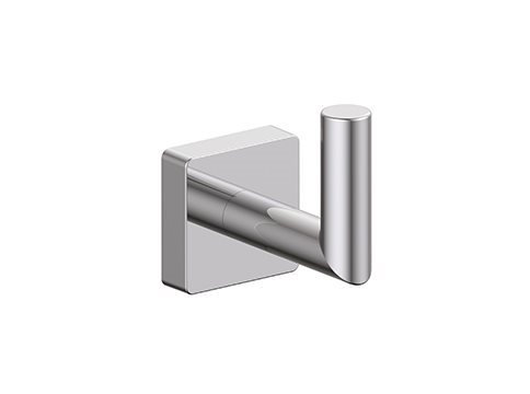 Inda Forum Quadra Single Robe Hook 3020A