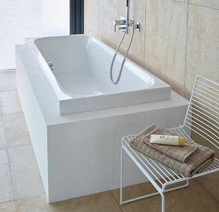 Duravit Happy d.2 Built In Bathtub 700308