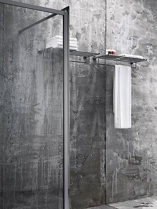 Inda Gealuna Wall Mounted Towel Rack 10680CR